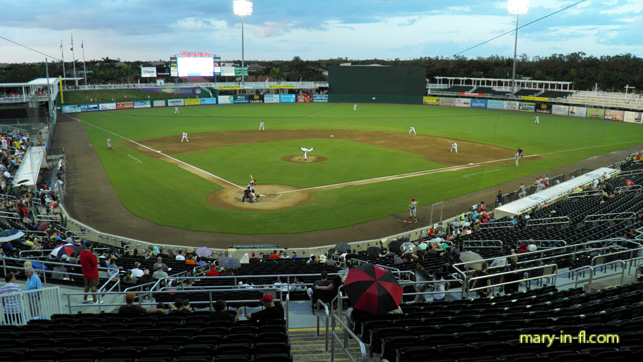 Fort Myers Miracle baseball 08-17-2018